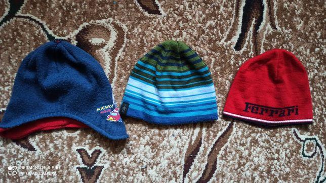 Шапки зима, весна-осень, панамка, кепки