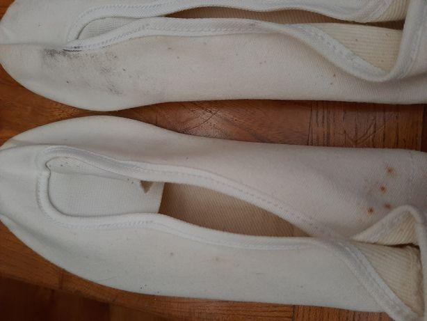 Sapatilhas ginástica