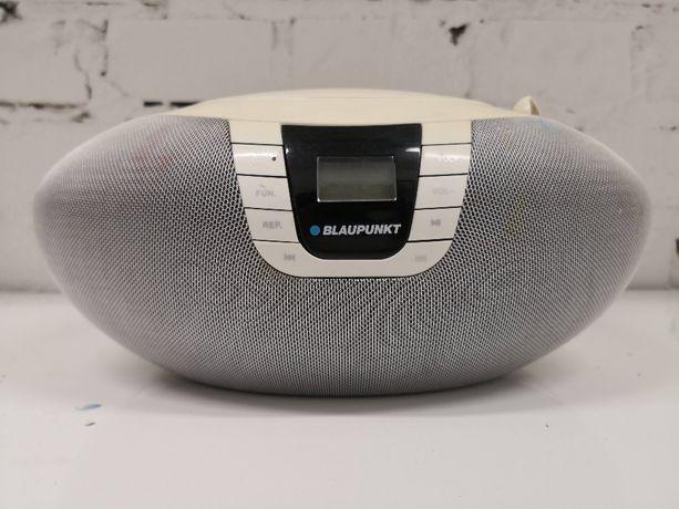 Boombox Blaupunkt BB 11 WH radioodtwarzacz cd mp3 usb