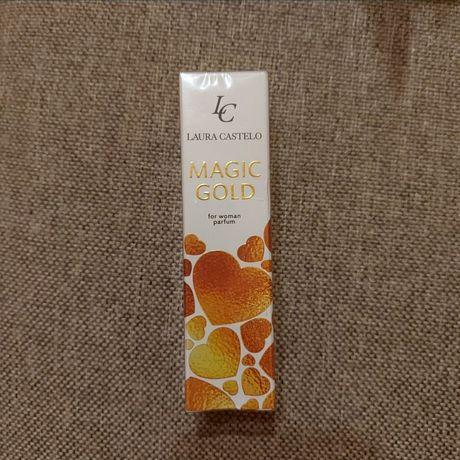 Perfumy damskie LC Magic Gold Laura Castelo