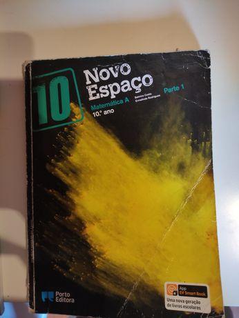 Vendo Manual, caderno prático e caderno de autoavaliação de matemática