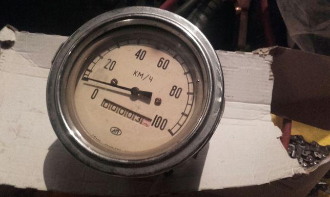 Licznik zegar od starej ciezarowki