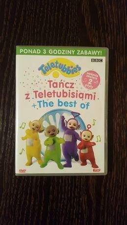 Teletubisie Tańcz z Teletubisiami The best of DVDx2