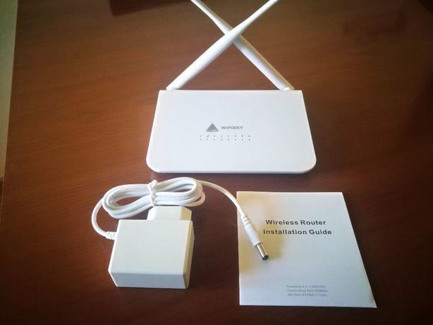 Router OpenWRT Melon WIFISKY compatível com Cartão USB WiFI: 8188RU, R