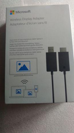 Microsoft Wireless Display Adapter bezprzewodowy HDMI nowy