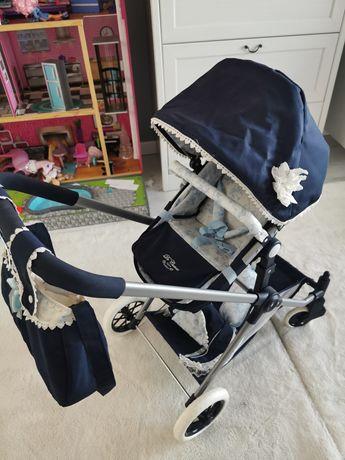 Wózek dla lalek decuevas OPIS