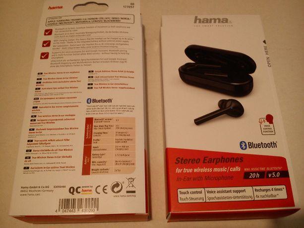 słuchawki bezprzewodowe Hama Bluetooth 5.0