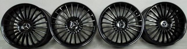 Felgi Mercedes aluminiowe 5x112 8,5/9,5J
