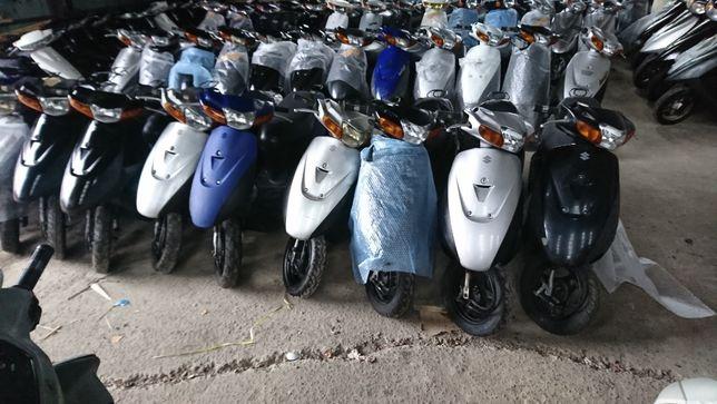 Японские скутеры Suzuki LETS 3 (Бабочка). Большой выбор, Склад