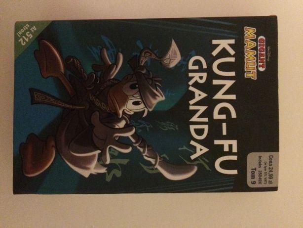 Komiks Gigant Giga Kung-Fu Granda 512 stron