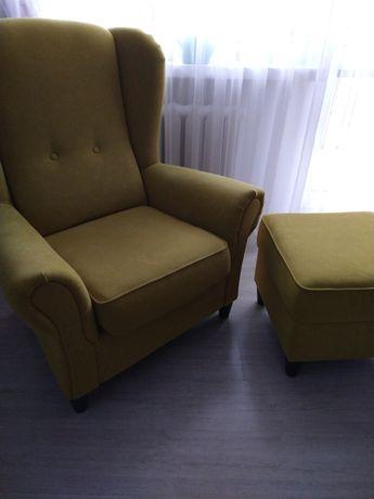 Fotel uszak Agata Meble