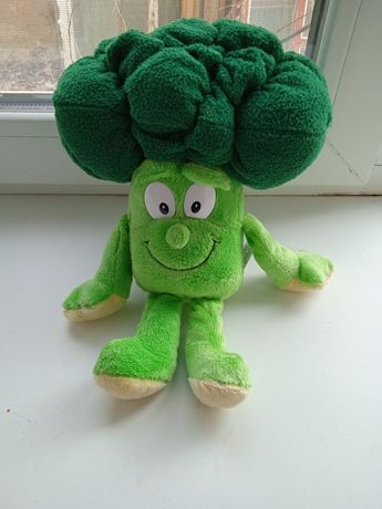 Мягкая игрушка брокколи