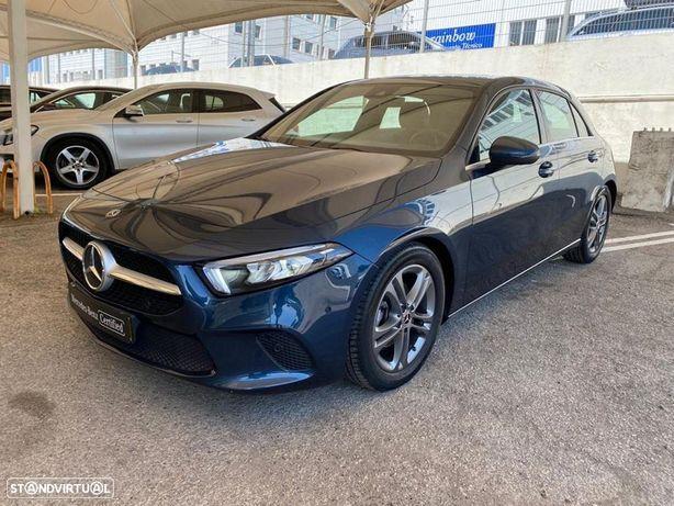 Mercedes-Benz A 180 d Style Plus Aut.