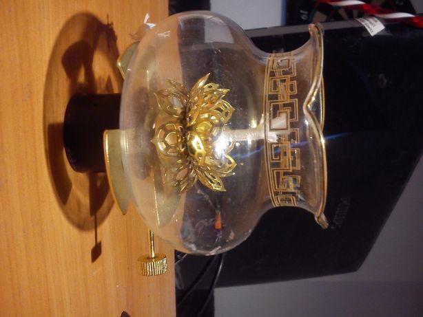 Brenner + klosz do lampy naftowej