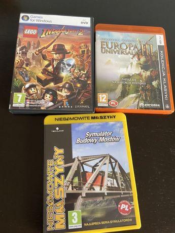 Gra PC Indiana Jones2, Europa Universalis3