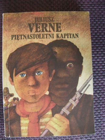Pietnastoletni kapitan -- Juliusz Verne