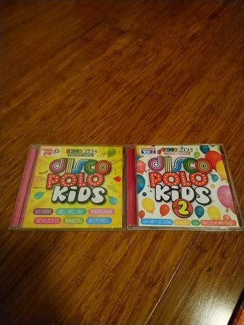 Płyty disco polo kids