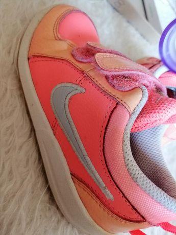 Nike 26 półbuty neon