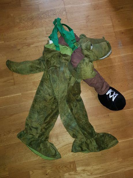 Костюм динозавра 5-6 лет