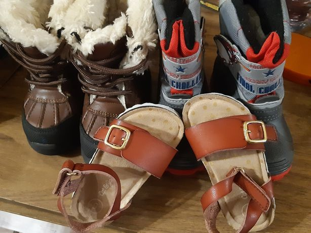 Фирменная детская обувь