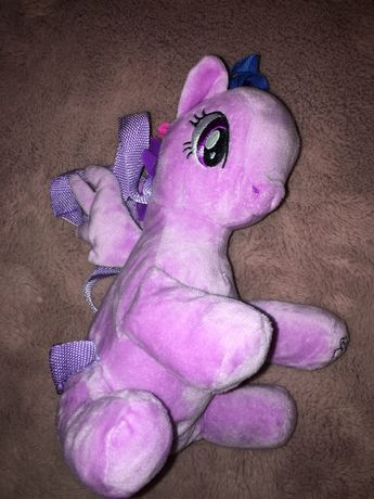 Plecak konik ponny