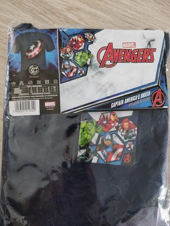 Koszulka Avengers (tarcza kapitana ameryki)