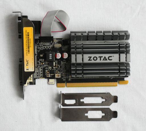 NVidia GeForce Zotac GT 720 Zone Edition - Jak NOWA karta graficzna