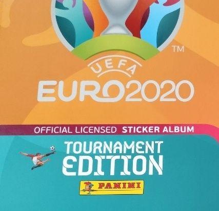 naklejki do albumu Uefa Euro 2020 Tournament Edition