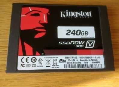 "Kingston V300 SSD  240GB 2.5"""