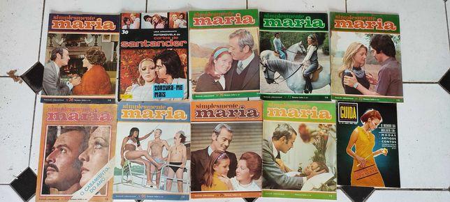 20 revistas antigas Fotonovelas