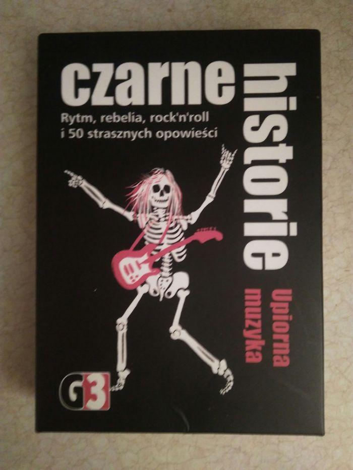 Gra Czarne historie rock, rebelia, rock'n'roll Tychy - image 1