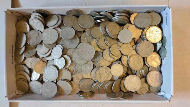 Распродажа 400 Советских рублей СССР и 50 копеек 85 шт.