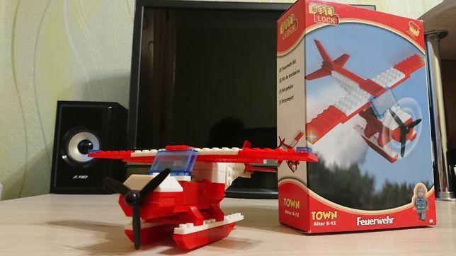 Lego (лего) літак самолет