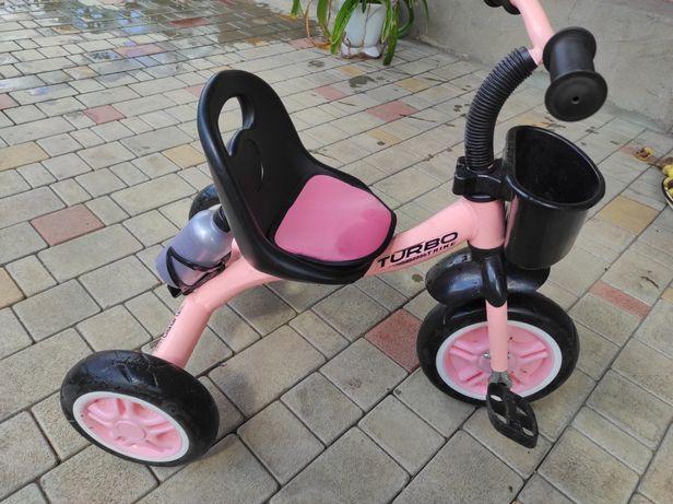 Трёх колёсный велосипед