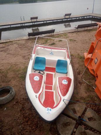 Motorówka wodna elektryczna , Łódka wodna elektryczna strefa ciszy