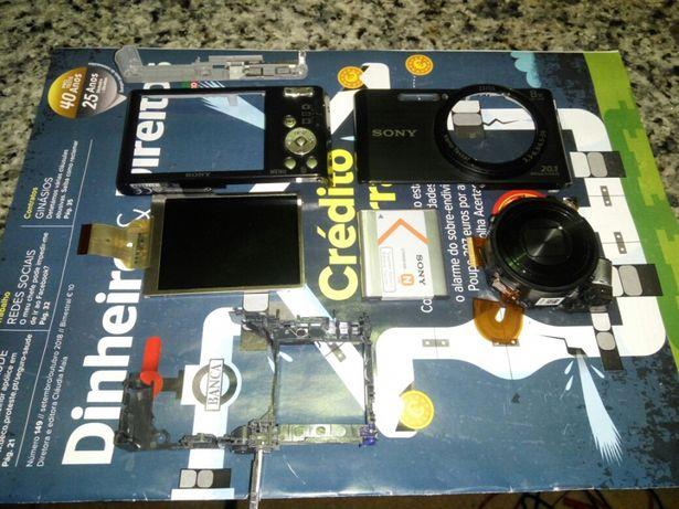 Sony Cyber-shot DSC-W830 para peças