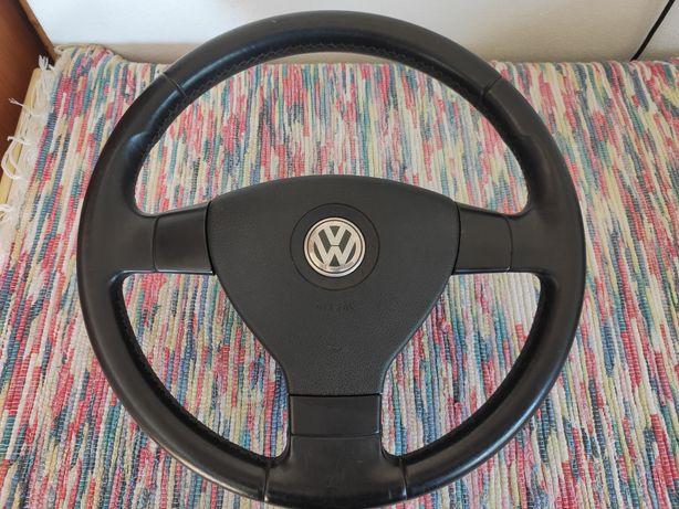 Volante VW original c/ airbag NOVO