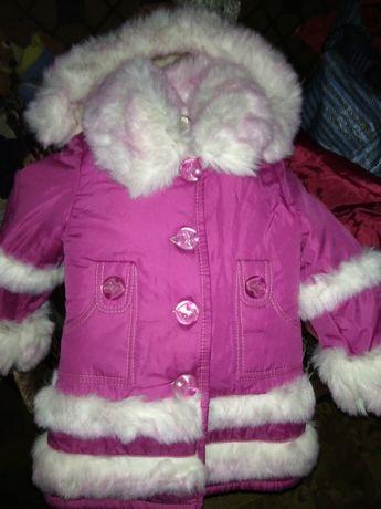 Дитячі курточки дешево