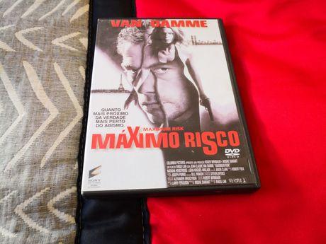 Máximo risco_Van Damme