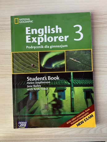 English Explorer Student's Book 3
