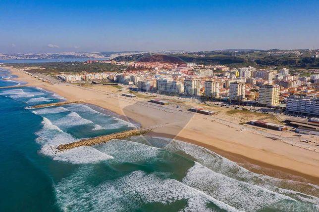 Costa Caparica 1ª linha Praia