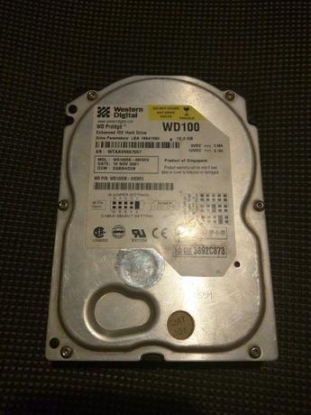 Продам Western Digital 100 на 10 ГБ.
