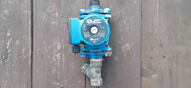 Pompa obiegowa c.o z filtrem