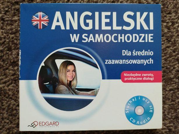 Angielski w samochodzie dla średnio zaawansowanych CD Audio