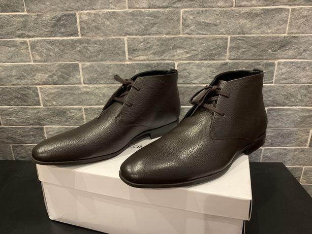 Ботинки туфли Calvin Klein р.45 (стелька 29,5см)Оригинал
