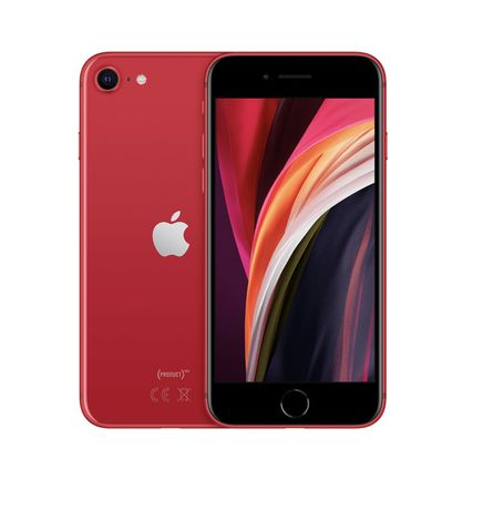 Iphone se red 2020