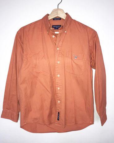Camisa laranja GANT 9/10 anos