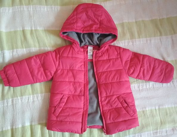 C&A baby club kurtka zimowa r. 80