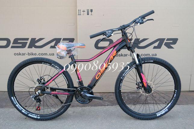 "Новый велосипед Oskar 26""Lady  New , titan, winner, GT"