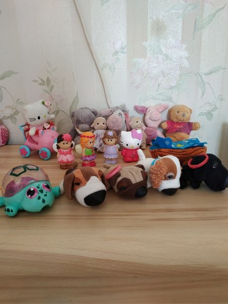 Мини игрушки